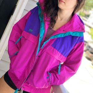 Vintage 90's Columbia Vamoose Ski Jacket Coat